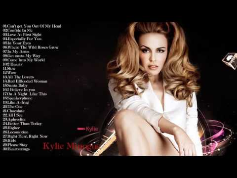 Kylie Minogue Greatest Hits  -  The Best Of Kylie Minogue | HD/HQ