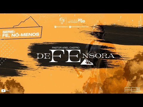 "DE-FE-NSORA, ""SERIE - FE-NO, MENOS"""