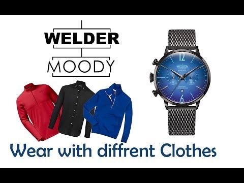 Welder Moody WWRC 1006 Saati Farklı Kıyafetler İle Test Ettik