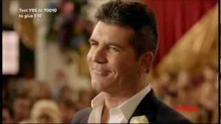 The Wedding Of Simon Cowell & ??? (Comic Relief 2013)