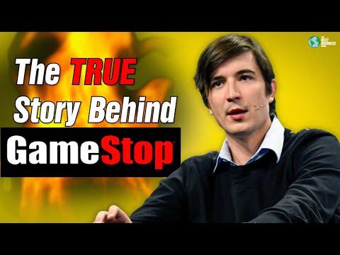 Robinhood CEO: The TRUE Story Behind Gamestop