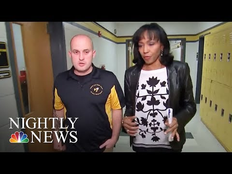 Download Youtube: Skateboarding Principal Takes New Approach To Motivate Students | NBC Nightly News