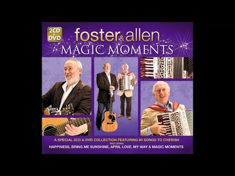 Foster And Allen - Magic Moments CD