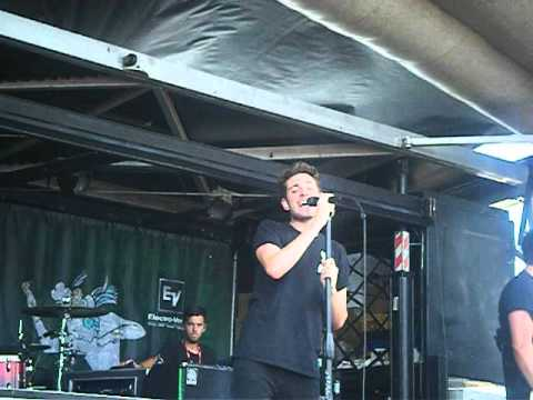 Stay With Me - You Me At Six - Buffalo Warped Tour 2012