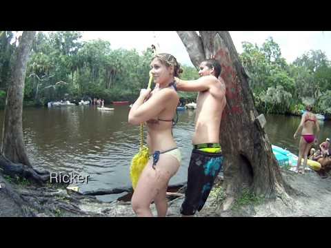 Rope Swing Bikini Fail Youtube