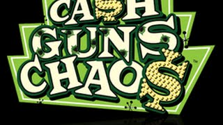 Cash Guns Chaos Gameplay (PS3)