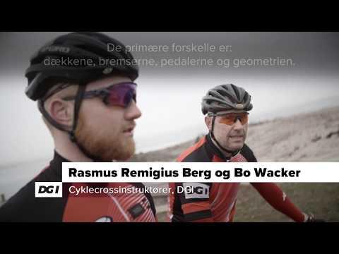 DGI Cyklecross - Udstyr