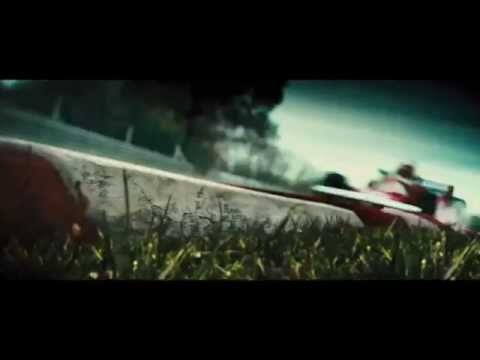 Niki Lauda // Crash // Aus Rush (2013)