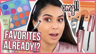Happy new year! Today I'm sharing my new drugstore makeup 2020 discoveries-- some of these are freshly released, and others have been out for a hot minute ...