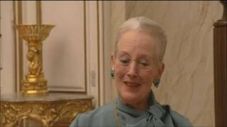 Queen Margrethe II of Denmark BBC Interview - January 2012