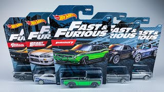 Hot Wheels Fast /& Furious Furious 7 Dodge Challenger Drift Car 1//5