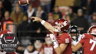 Gardner Minshew throws 7 TDs in Washington State's rout of Arizona | College Football Highlights