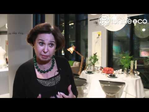 Interview de Mme Alya Baccouche Ben Said, auteure du livre 'Passion Tables'