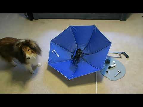 hat-umbrella-modified-to-use-a-trekking-pole