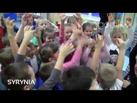Jorguś promuje nowy oddział Piłkarskiego Przedszkola