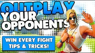 OUTPLAY YOUR OPPONENTS! | FULL IN-DEPTH GAMEPLAY TIPS & TRICKS | FORTNITE BATTLE ROYALE