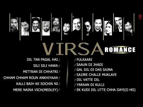 Virsa Romance Jukebox | Hans Raj Hans, Babu Maan, Harjit Harman and others