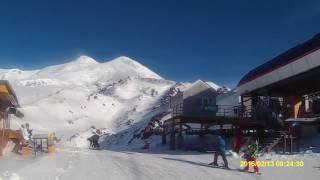 Приэльбрусье 2016, горы, северный кавказ, скалы Пастухова, поляна Азау, сноуборд