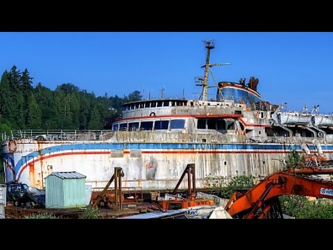 10 Unusual Abandoned Places In Canada