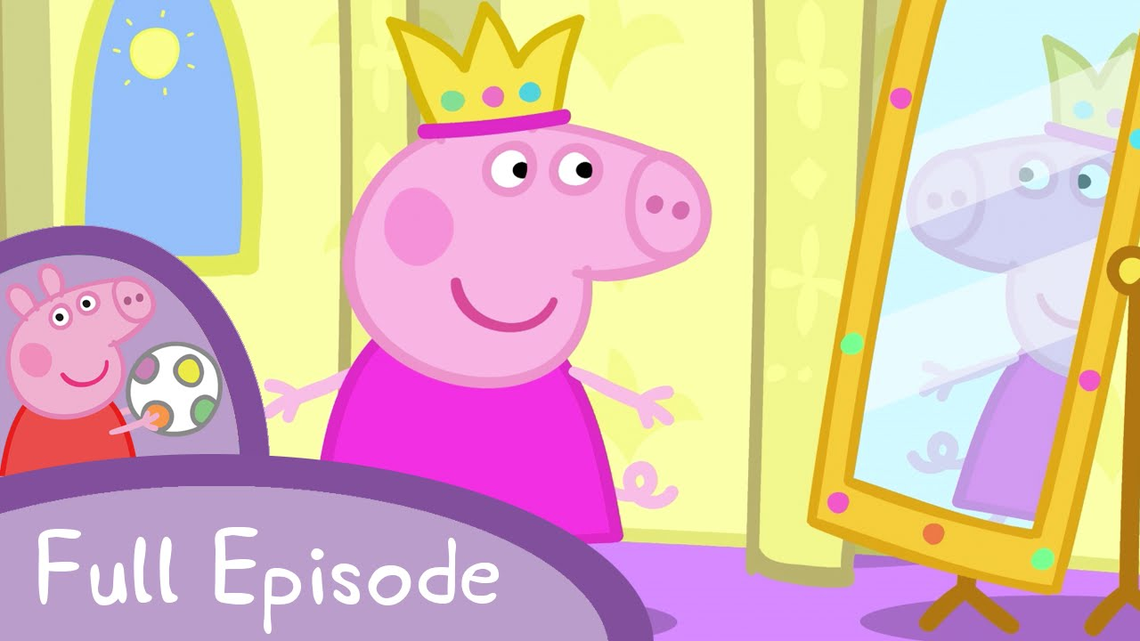 Peppa Pig - Sleepy Princess (full episode) - YouTube