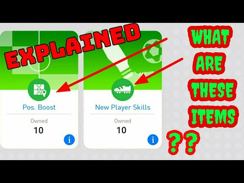 Download What Are Pos Boost New Player Skills Items Pes 2019 MP3