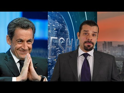 Fresh Info #14 - Flash Spécial Nicolas Sarkozy