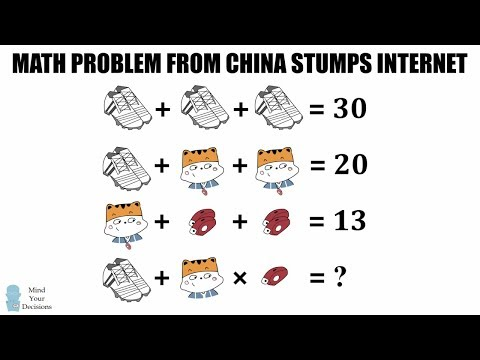 'Impossible' Math Problem Leaves 15 Year Olds In Tears