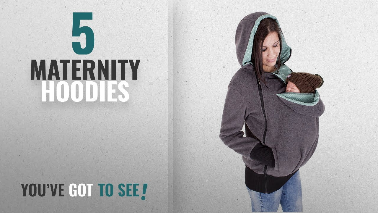 fde0dcf7e08 Top 10 Maternity Hoodies  2018   Exclusive Version-NeuFashion Double ...