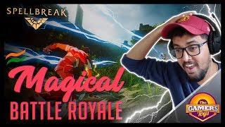 ** NEW Battle Royale ** SPELLBREAK | Better Than Fortnite ?? | India Live