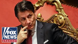 Italian Prime Minister Resigns Amid Demands For Snap Election
