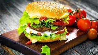 гамбургеры дома, простой и доступный рецепт приготовления