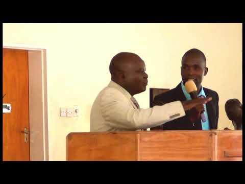 Wedding Sermon. A Message-home By Pastor B. H. Chesa