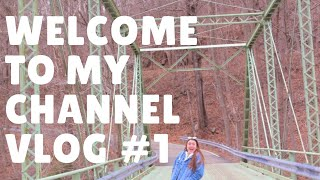 welcome to my channel - vlog #1