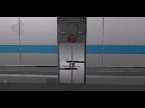 Cyber Heist Security Doors