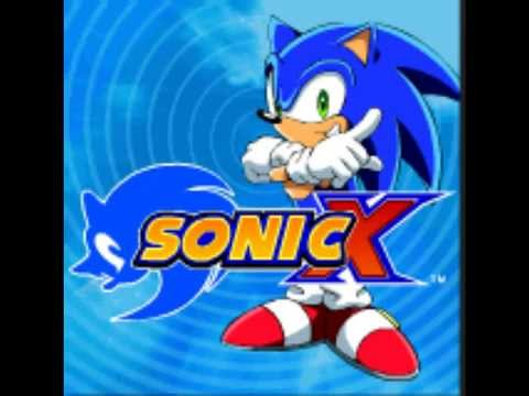 """""""Sonic X"""" For Leapfrog Leapster - Animated Intro (High """"quality"""" Video.)"""