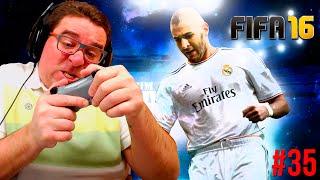 FIFA 16 UT #35 | HALA MADRID | BENZEMA IF (90 OVR)