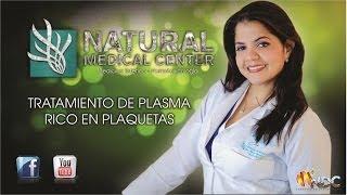 TRATAMIENTO DE PLASMA RICO EN PLAQUETAS - DRA. MARÍA BERNARDA SOLANO SOTO