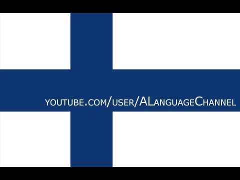 Conversational Finnish Course   Textbook   Unit 02B