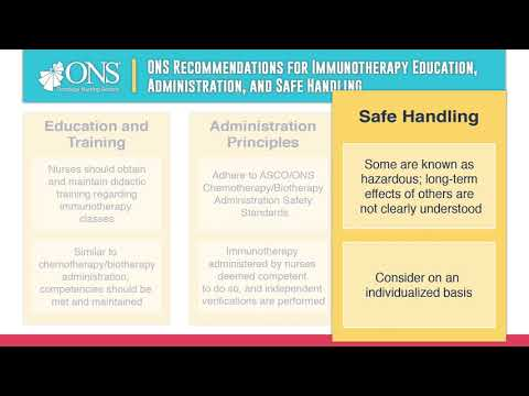 ONS Recommendations