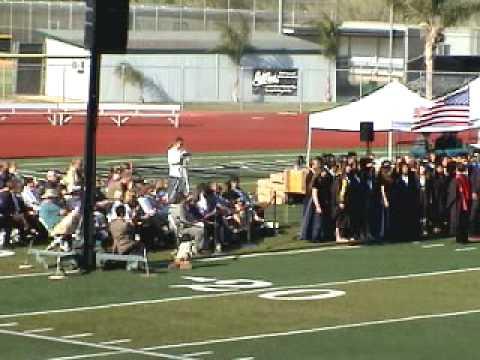 Aliso Niguel Alma Mater & Graduation Song 2009