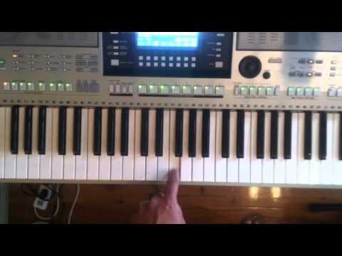 Raghupati Raghav Raja Ram Keyboard Notation Chords