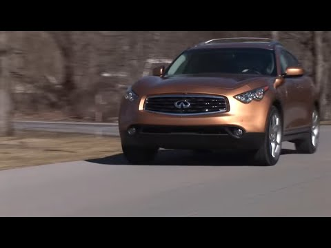 2010 Infiniti FX50 S AWD - Drive Time Review | TestDriveNow