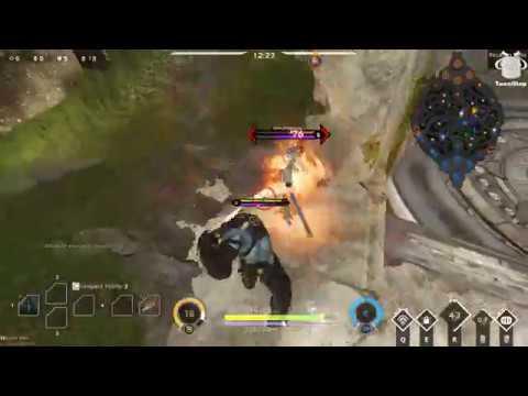 Fighting Lanes 8 - Paragon Gameplay