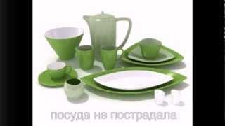 детские презентации по методике Домана (Посуда)
