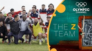 Can Arsenal & Olympic legend Lauren save a Football team from relegation? | The Z Team