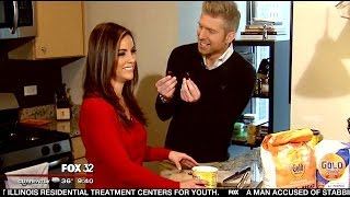Holiday Helpings: Melody & Jake Make 'great Nana's Date Nut Bread'