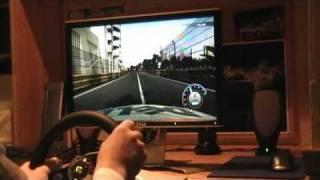 RacePro XBOX360 Macau with MS Wheel