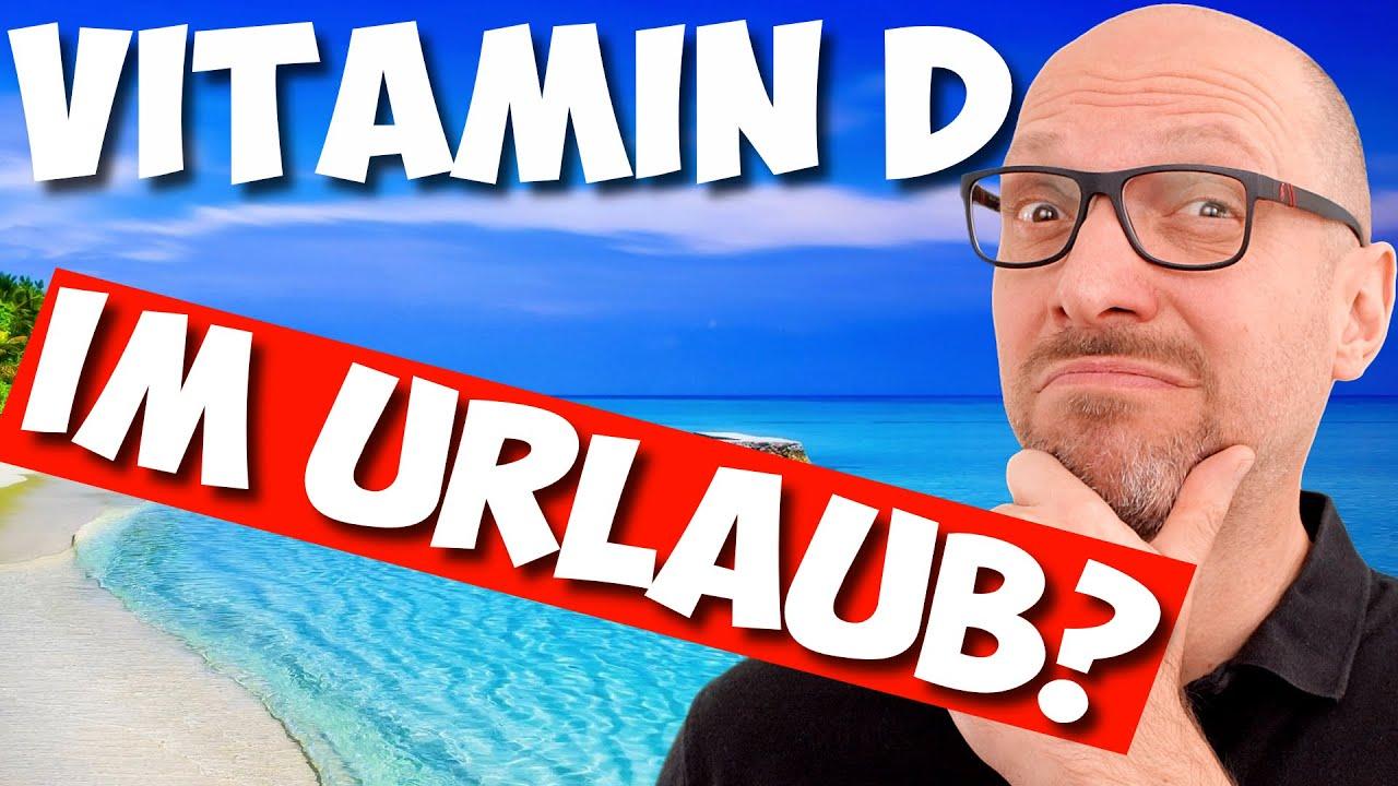 Soll ich Vitamin D im Sommer weglassen? | Dr. Raimund von Helden antwortet