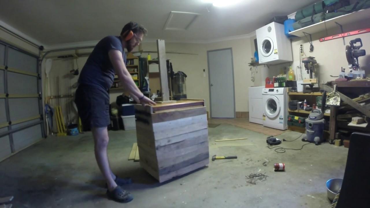 Arcade Cabinet Build - YouTube