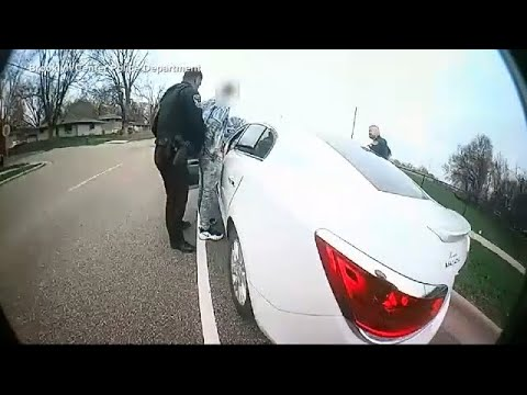 Police bodycam video from shooting of Daunte Wright released The police officer who fatally shot a Black man during a traffic stop in a Minneapolis suburb apparently intended to fire a Taser, not a handgun, as the man ..., From YouTubeVideos